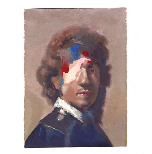 Rembrandt Van Halen