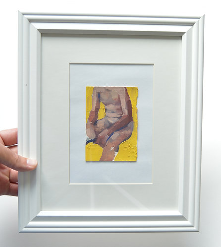 copy of Yellow Figure II