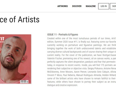 SS:044 Featured in Artit Magazine