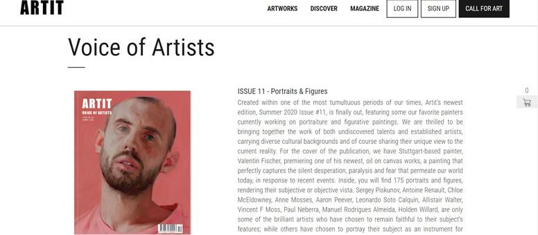 SS:044 Featured in Artit Magazine
