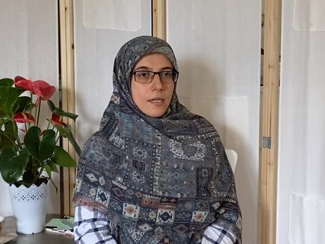Film: ESR 8 Mahdieh Tavakol