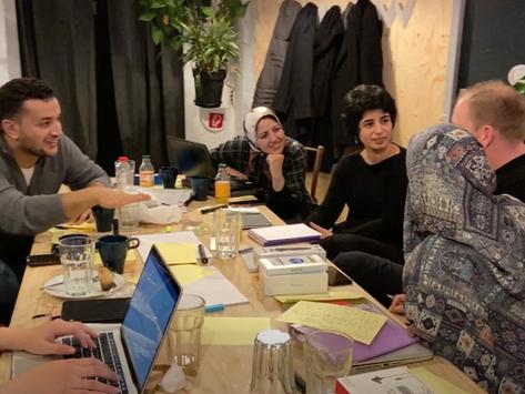 Story Telling Workshop Berlin