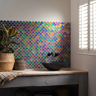Original Style 5 Mosaics New 3GW-AQUSCMO