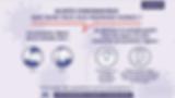 Infographie : que faire lorsqu'on ressent les symptômes du covid-19