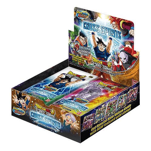 Dragon Ball Super TCG - Cross Spirits - Booster Box