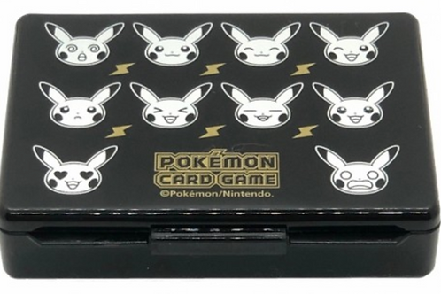 Pokemon Center 2020 Pikachu dice/damage counter storage box