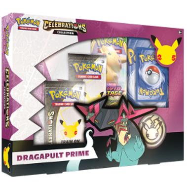 Pokémon Celebrations Collection Dragapult Prime