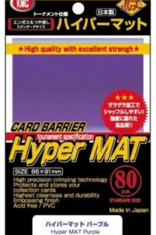 KMC HYPER MATT PURPLE (80)