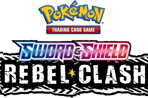 Pokemon SWSH Rebel Clash 025/192 Ninetales (rev holo)