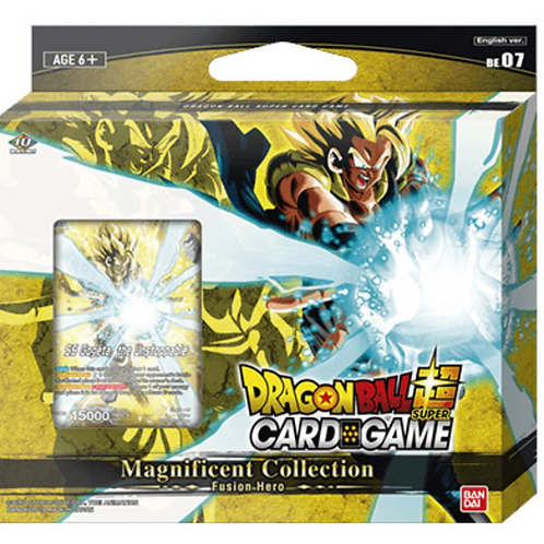 DRAGONBALL SUPER CARD GAME: MAGNIFICENT COLLECTION GOGETA