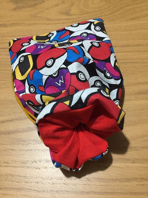 Pokeball Dice Bag