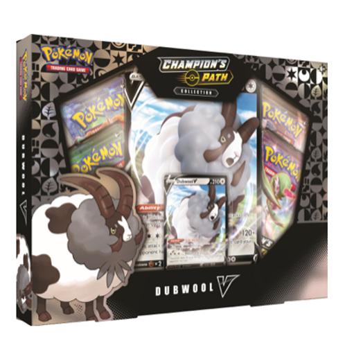 Pokemon Champions Path - Dubwool V Box