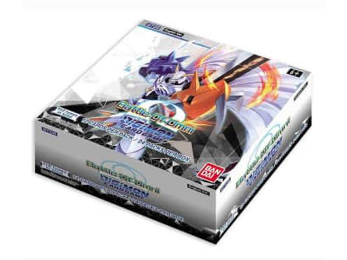 Digimon TCG - Booster Box - Battle of Omni