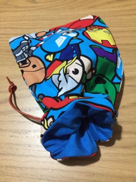 Marvel Dice Bag
