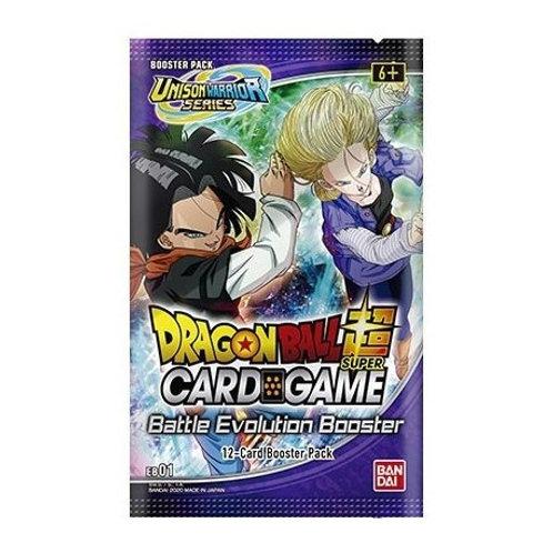 Dragon Ball Super TCG - Battle Evolution - Booster Pack
