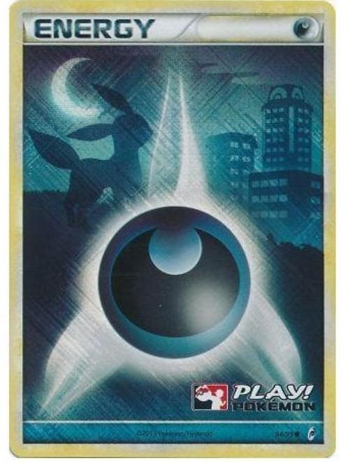 Pokemon Darkness Energy - 94/95 - Call of Legends (Foil)