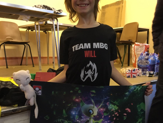 Another team member secures worlds invite