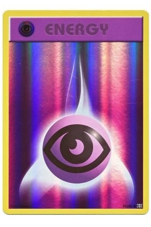 POKEMON XY EVOLUTIONS 095/108 PSYCHIC ENERGY (REVERSE HOLO)