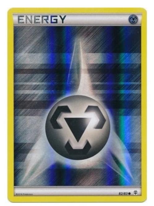 POKEMON Generations 82/83 Metal Energy (Reverse Holo)