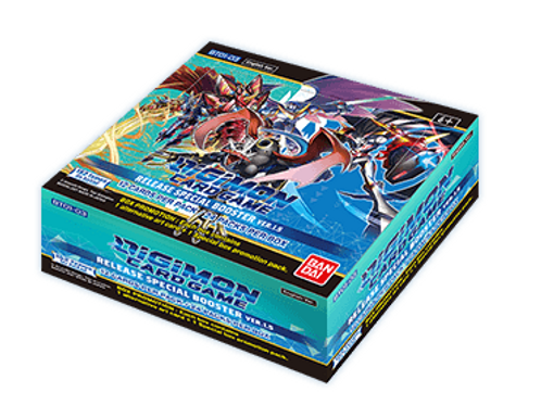Digimon Card Game  Booster Box Ver 1.5