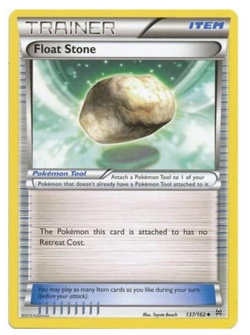 Float Stone 137/162 - XY BREAKthrough - Pokemon