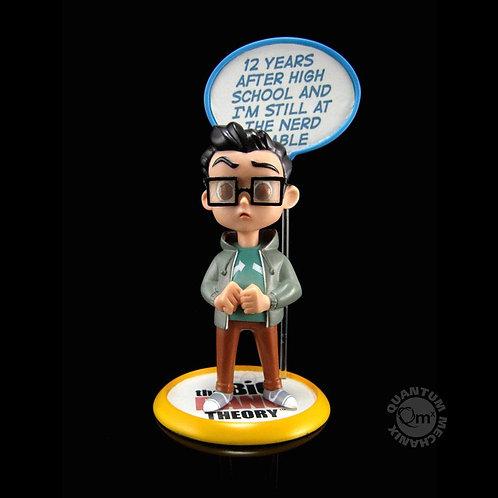 The Big Bang Theory Q-Pop Figure Leonard Hofstadter (9cm)