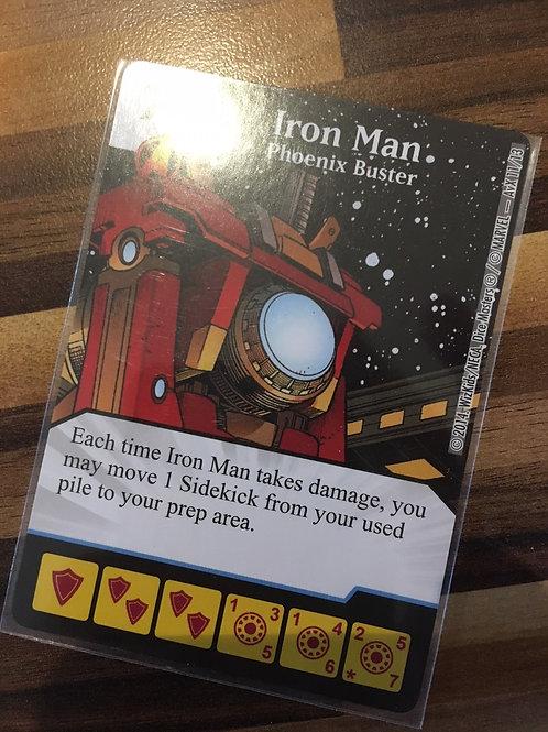 Dice Masters - Iron Man Phoenix Buster - Promo - AvX11/13