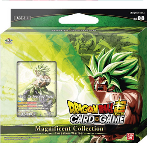 DRAGONBALL SUPER CARD GAME: MAGNIFICENT COLLECTION BROLY
