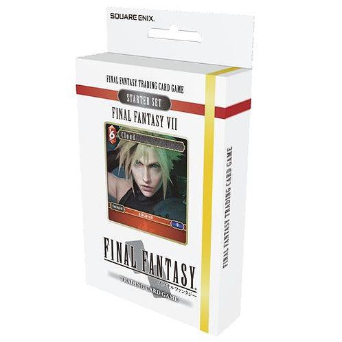 Final Fantasy TCG - Opus I Starter Deck - Final Fantasy VII (Fire and Earth)