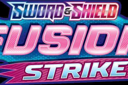 Pokemon - Fusion Strike ETB - SWSH