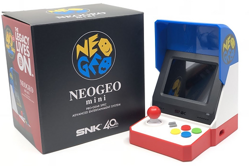 NeoGeo Mini (Japanese Version)