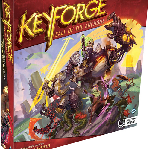 Keyforge: Call Of The Archons Two Player Starter Set