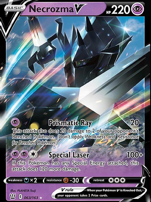Necrozma V - 063/163 - SWSH Battle Styles - Pokemon
