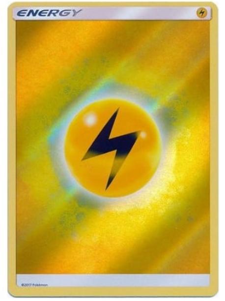POKEMON Shining Legends Lightning Energy (Reverse Holo)