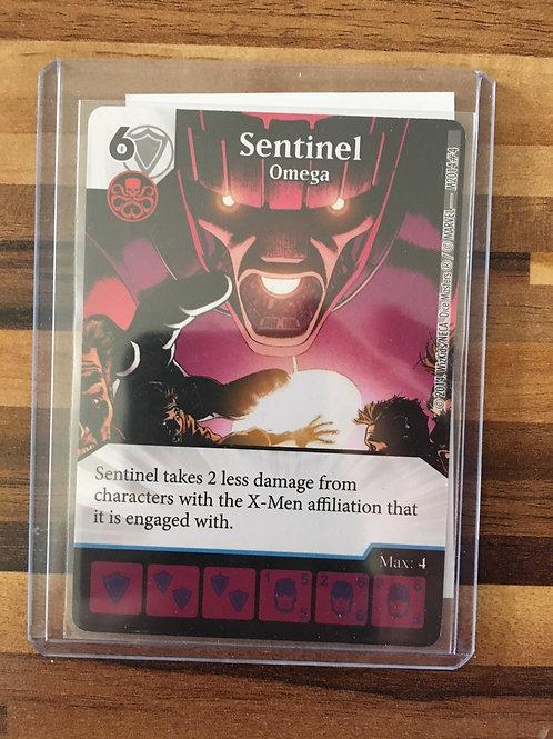 Dice Masters, Sentinel Omega, Promo - M2014/#4