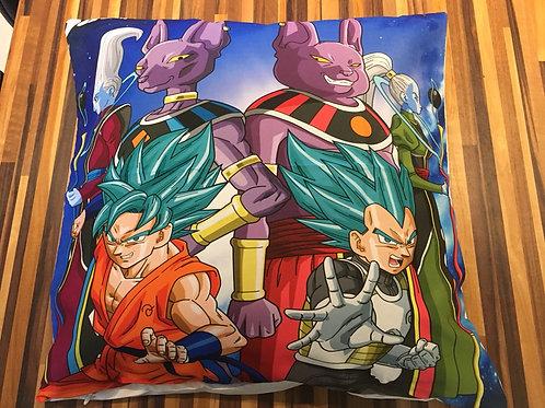 Dragon Ball Cushion Cover (Beerus)