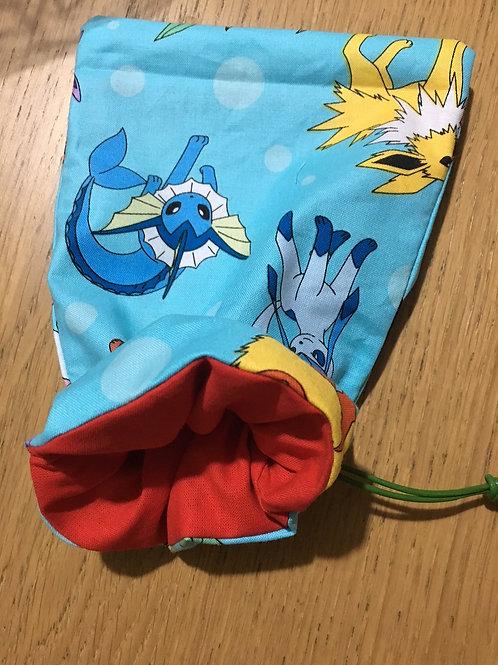 Pokemon Eeveelutions Dice Bag