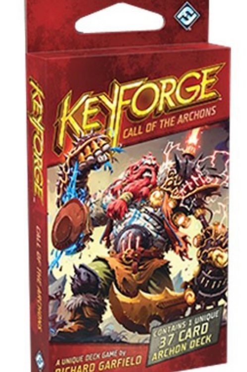 Keyforge: Call df the Archons - decks
