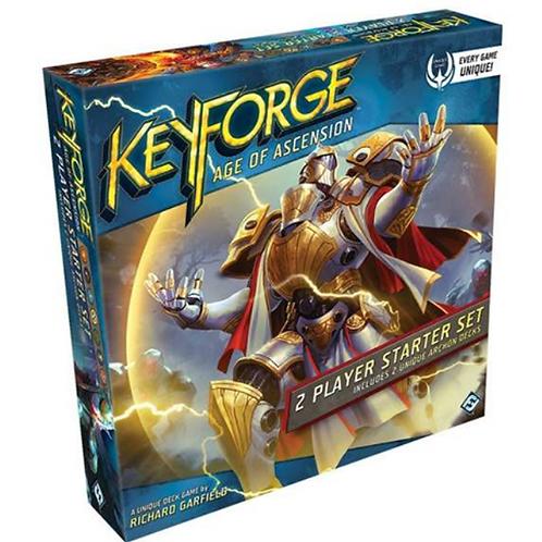 Keyforge Age Of Ascension Starter Set