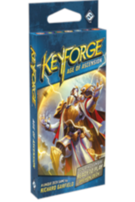 Keyforge: Age Of Ascension - decks
