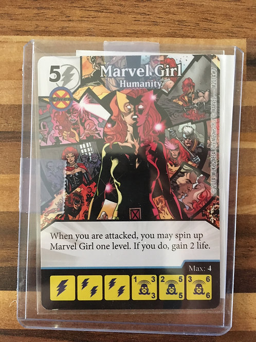 Dice Masters, Marvel Girl - Humanity - Promo - M2014/#7