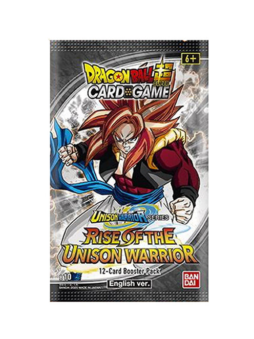 Dragon Ball Super TCG - Rise of the Unison Warrior - Booster Pack