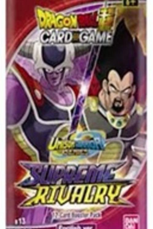 Dragon Ball Super TCG - Supreme Rivalry - Booster Pack