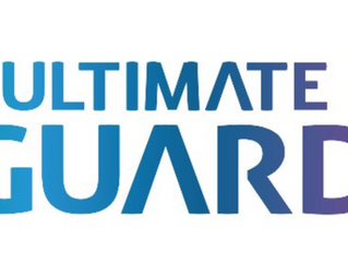 Team MBG proud to announce Ultimate Guard as a new sponsor