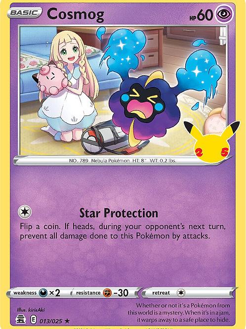 Cosmog 013/025 - Pokemon Celebrations - TCG
