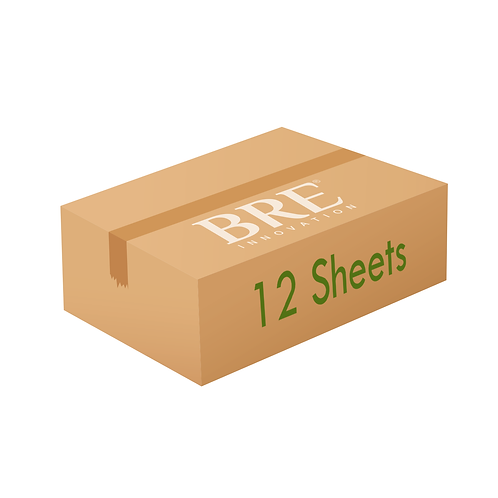 12 SHEETS / CARTON (25 SET)