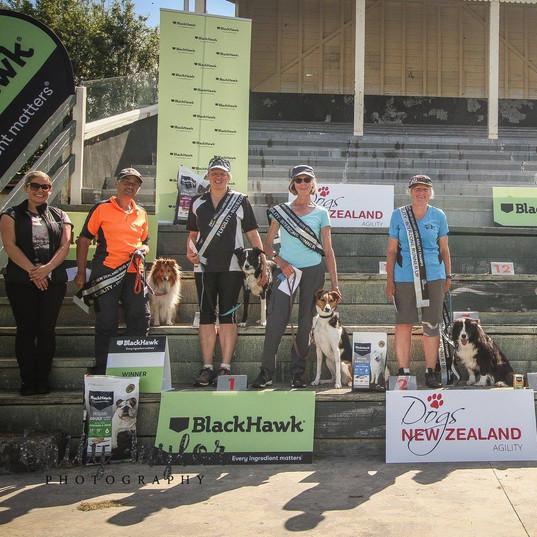 2017 NZDAC Flygility Champions
