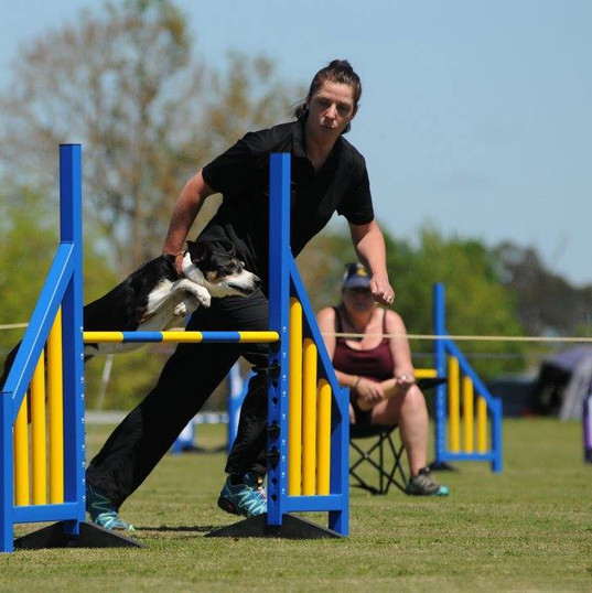 Sharon and Q T Pi - Agility