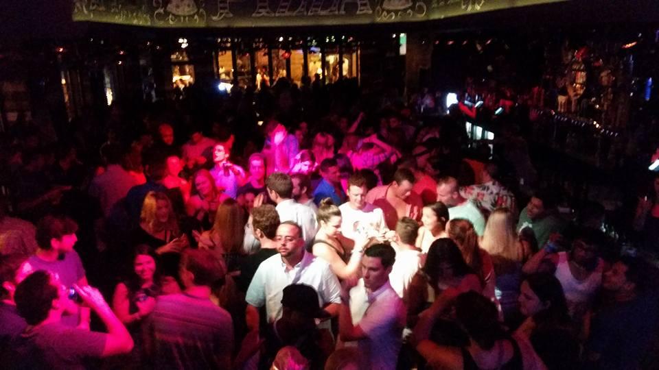 HVAC Pub Dancefloor