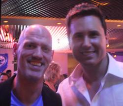 TK's NYE 2013 #16 Ryan C and I